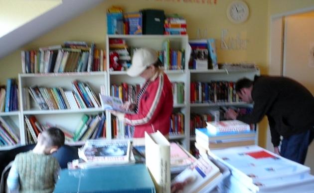 bibliothek für diakonie und entwicklung