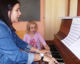 музыкальный педагог елена менсер