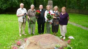 überlebende im Leningrad blokade